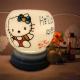 Đèn xông tinh dầu gốm Bát Tràng - Hello Kitty-2