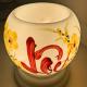 Đèn xông tinh dầu gốm Bát Tràng - Lộc Vàng-4