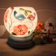 Đèn xông tinh dầu gốm Bát Tràng - Love Bird-2