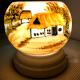 Đèn xông tinh dầu gốm Bát Tràng - Phong Cảnh Câu Cá-1