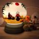 Đèn xông tinh dầu gốm Bát Tràng - Phong Cảnh Tre-2