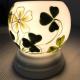 Đèn xông tinh dầu gốm Bát Tràng - Tứ Diệp Thảo-2