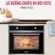Lò nướng âm tủ CHEFS EH-BO1107S-1