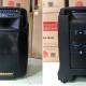 Loa vali kéo di động Bluetooth Karaoke TEMEISHENG SL15-01-1