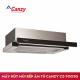 Máy hút mùi âm tủ bếp 7 tấc Canzy CZ-7002G-2