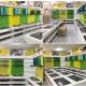 Máy hút mùi bếp 7 tấc khung INOX KAFF KF-701I-3