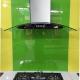 Máy hút mùi bếp kính cong 9 tấc KAFF KF-GB906-5