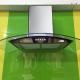 Máy hút mùi bếp kính cong 9 tấc KAFF KF-GB906-4