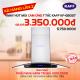 Máy hút mùi bếp kính cong 7 tấc cảm ứng KAFF KF-GB027