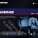 Micro không dây Shure U8800-1