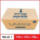 Thùng Carton gói hàng kích thước 150x120x100mm-3