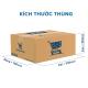Thùng Carton gói hàng kích thước 200x150x100mm mẫu giỏ hàng-1