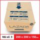 Thùng Carton gói hàng kích thước 200x200x150mm-1