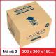 Thùng Carton gói hàng kích thước 200x200x150mm-2