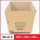 Thùng Carton gói hàng kích thước 300x250x200mm-6
