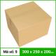 Thùng Carton gói hàng kích thước 300x250x200mm không in-4