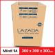 Thùng Carton gói hàng kích thước 300x300x300mm-2