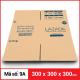Thùng Carton gói hàng kích thước 300x300x300mm-1