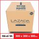 Thùng Carton gói hàng kích thước 300x300x300mm-5