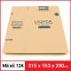 Thùng Carton gói hàng kích thước 315x163x290mm-1