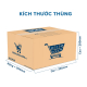 Thùng Carton gói hàng kích thước 350x250x200mm mẫu giỏ hàng-5
