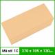 Thùng Carton gói hàng kích thước 370x105x130mm không in-1