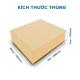 Thùng Carton gói hàng kích thước 400x350x100mm không in-5