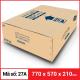 Thùng Carton gói hàng kích thước 770x570x210mm-1