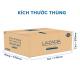 Thùng Carton gói hàng kích thước 770x570x210mm-6