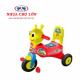 Xe 3 bánh thổi Nhựa Chợ Lớn - L7 Con ong - M1214B-X3B (Có nhạc)-1