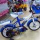 Xe đạp trẻ em - 12 inch - M890-X2B (Số 5 - Xanh+Trắng)-1