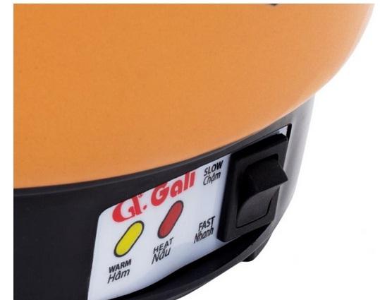 Ấm sắc thuốc điện Gali GL-1801 - Dung tích 3.3L