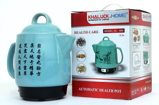 Ấm sắc thuốc điện Khaluck KL-999