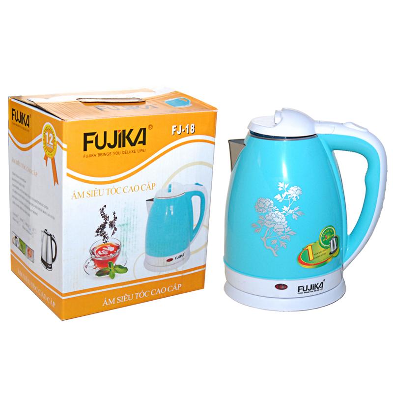 Ấm siêu tốc hai lớp Fujika giá rẻ