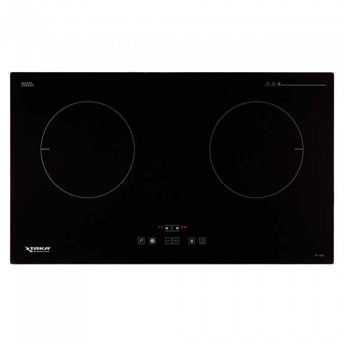 Bếp điện từ đôi Taka TK-I02B