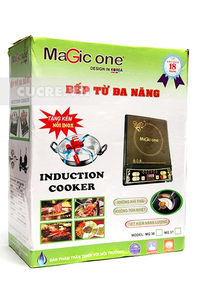 Bếp điện từ Magic One MG-36