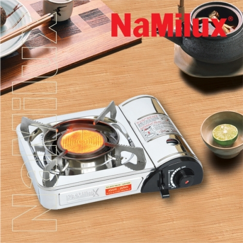 Bếp ga mini hồng ngoại Namilux NA-164SS