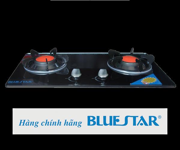 Bếp gas âm hồng ngoại BLUESTAR NG-6730C 2 trong 1