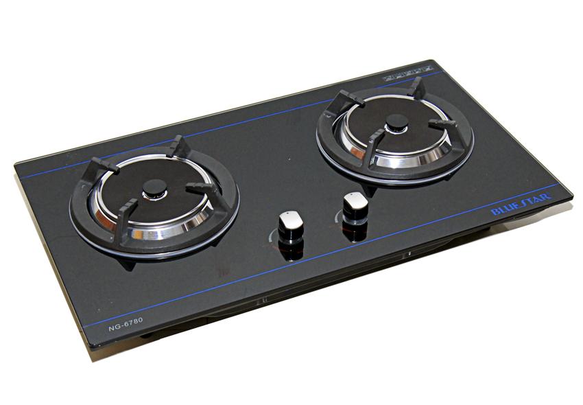 Bếp gas âm hồng ngoại Bluestar NG-6780C nhật bản