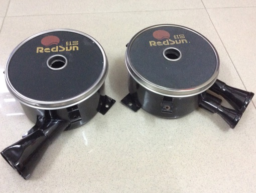 Bếp gas âm hồng ngoại Redsun RS-668C