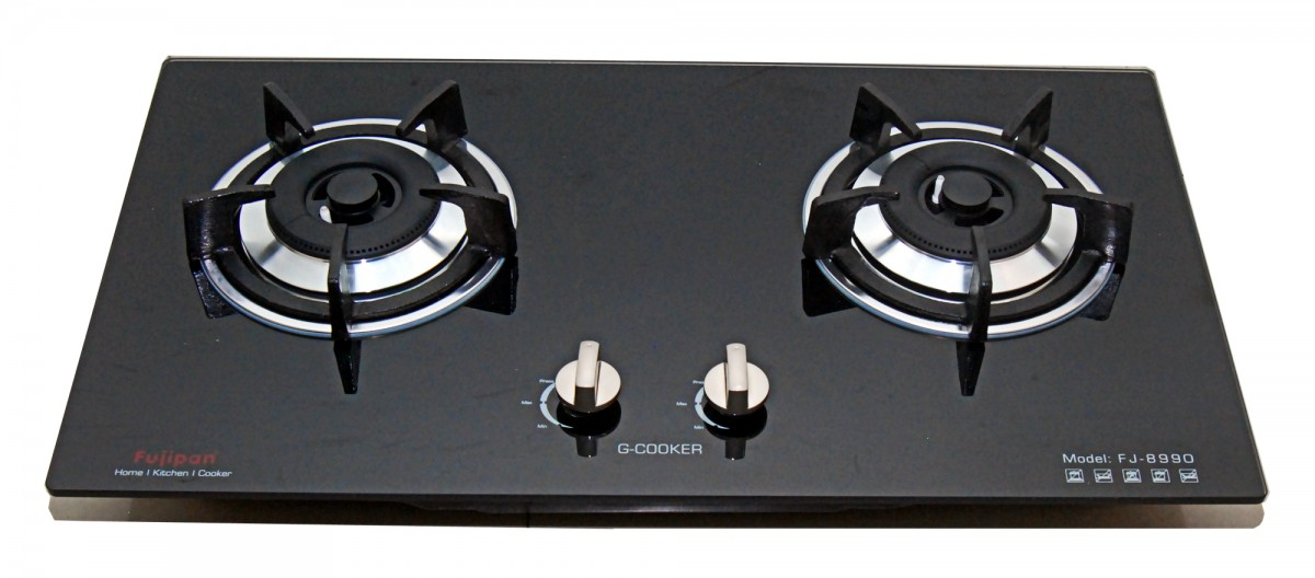 Bếp gas âm kính Fujipan FJ-8990C