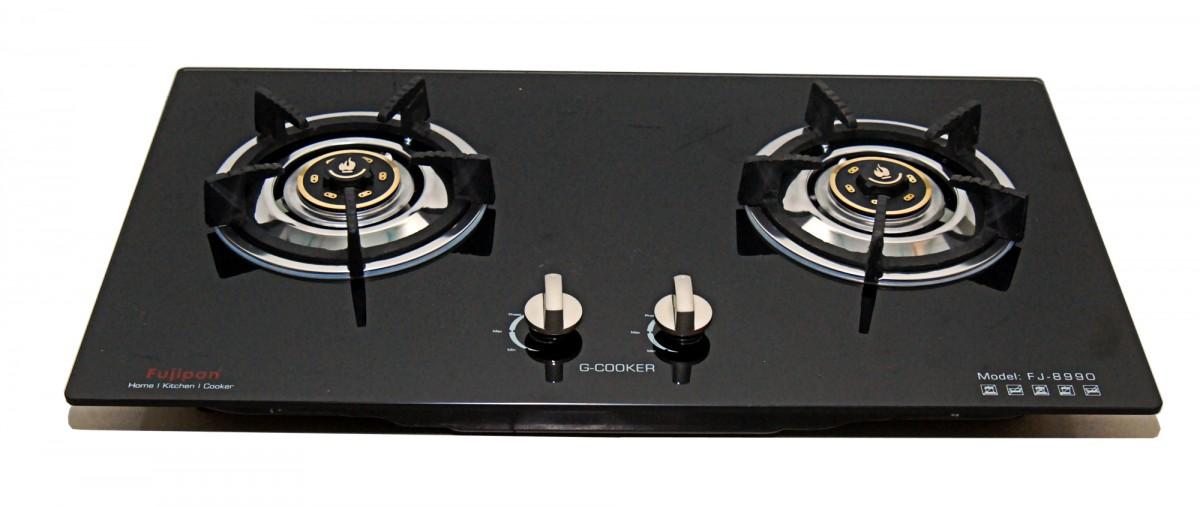 Bếp gas âm kính Fujipan FJ-8990V