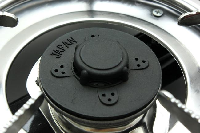Bếp gas đôi Mặt kiếng Fujishi FU-180A-iN - Chén nhôm