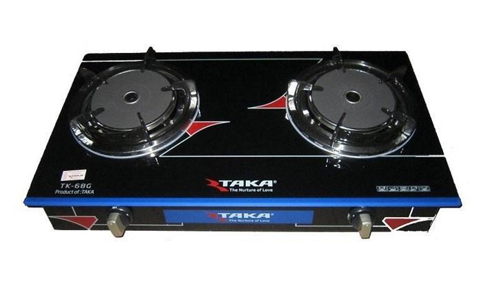Bếp gas dương hồng ngoại TAKA TK-68G - Pép hâm