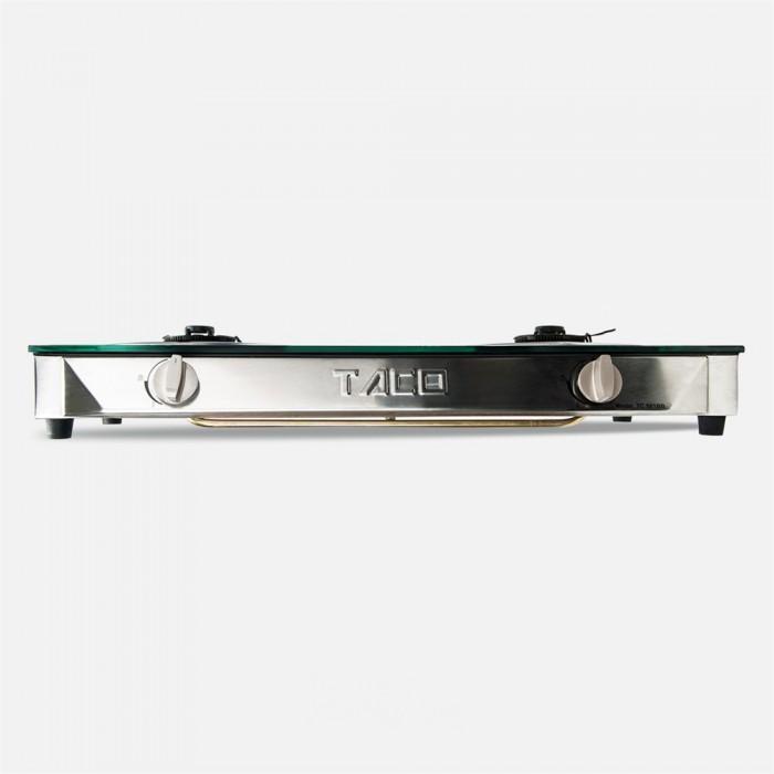 Bếp gas dương mặt kính Taco TC-501BB
