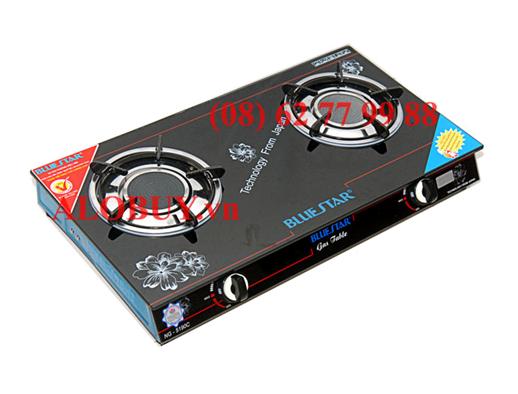 Bếp gas hồng ngoại BlueStar NG-5190C - Điếu gang
