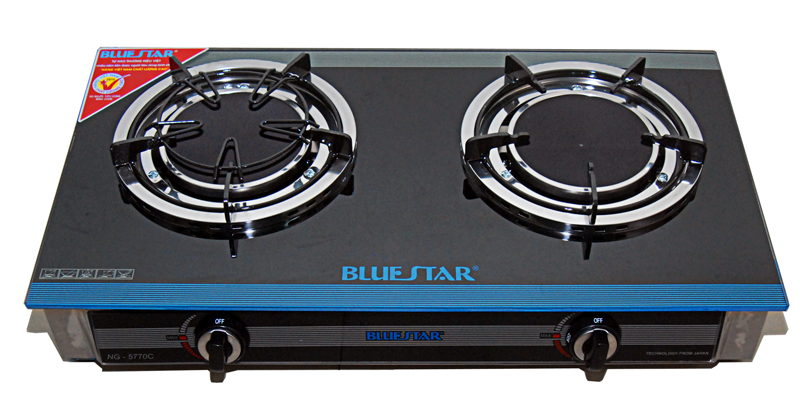 Bếp gas hồng ngoại Bluestar NG-5770CN - Pép hâm