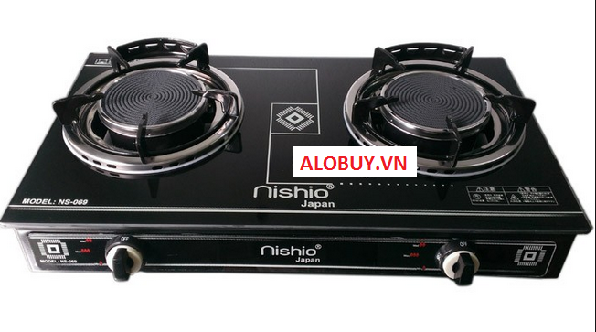 Bếp gas hồng ngoại Nishio NS-069
