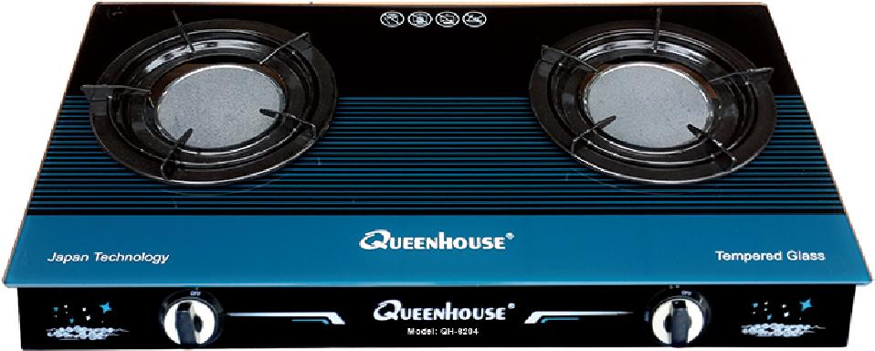 Bếp gas hồng ngoại Queenhouse QH-6204