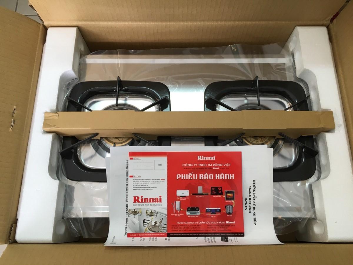 Bếp ga rinnai-ret-2kr-nhập khẩu nhật bản giá rẻ